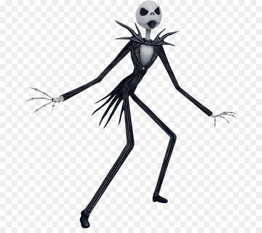 Jack Nightmare Before Christmas clipart.