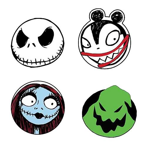 Showing post & media for Cartoon characters from nightmare before.