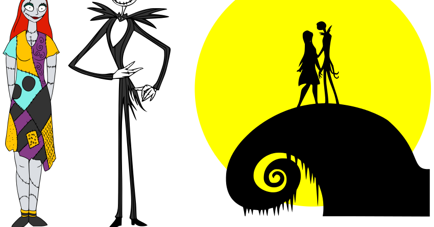1327 Nightmare Before Christmas free clipart.