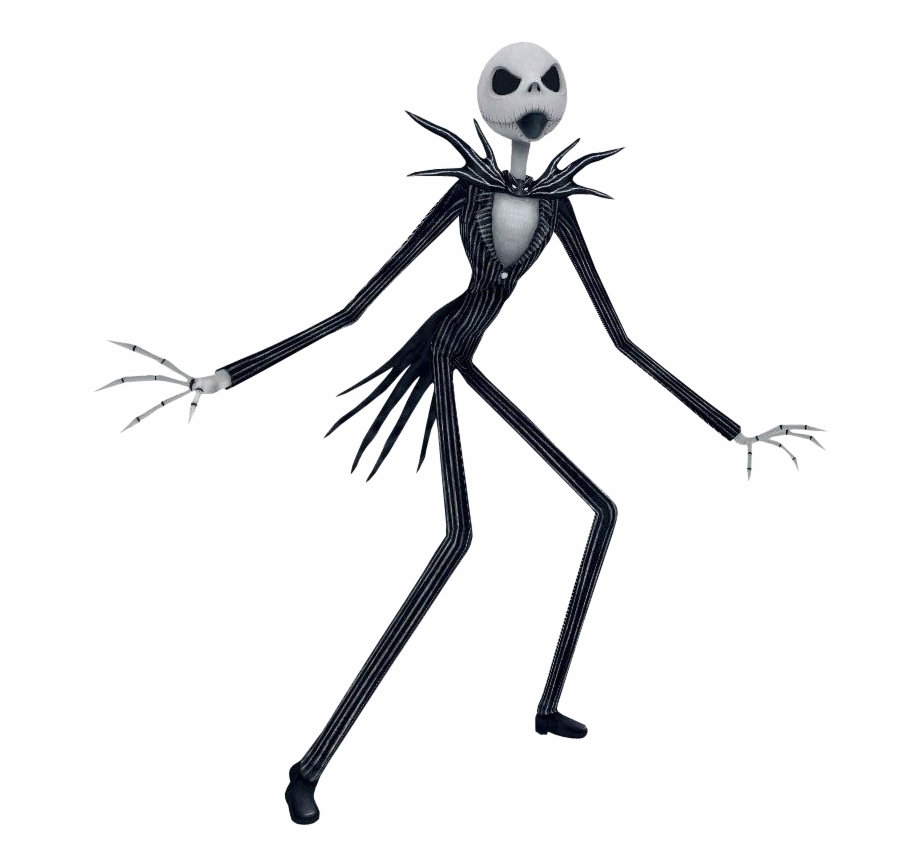 Jack Skellington Jack The Nightmare Before Christmas Png.