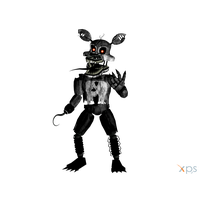 Download Nightmare Foxy Free PNG photo images and clipart.