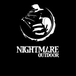 Nightmare Logo Minecraft Project.