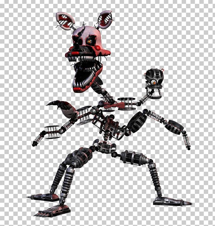Five Nights At Freddy\'s 4 Mangle Nightmare PNG, Clipart.