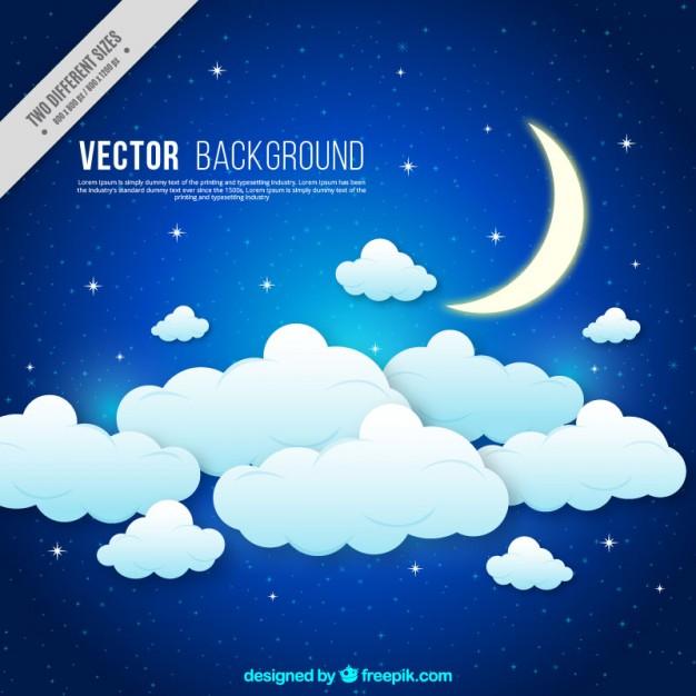 Night Sky Vectors, Photos and PSD files.
