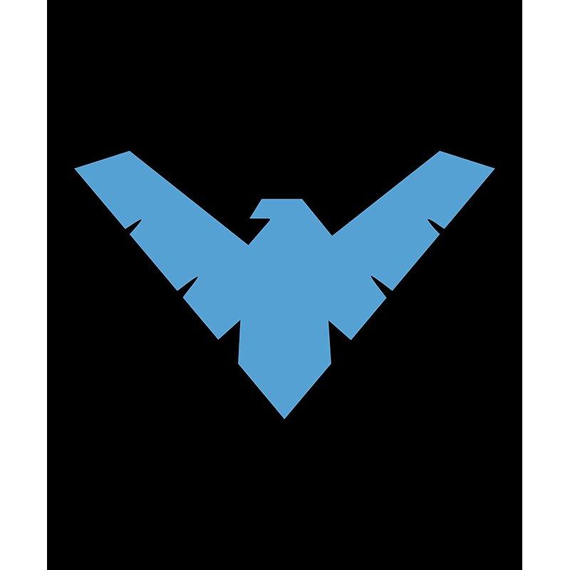 Nightwing Logo & Free Nightwing Logo.png Transparent Images.