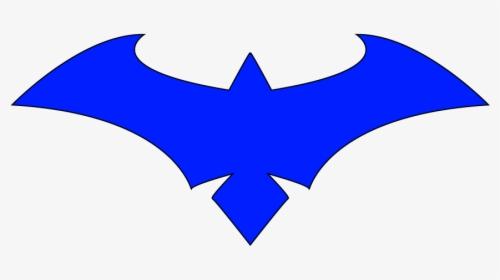 Nightwing Logo PNG Images, Transparent Nightwing Logo Image.