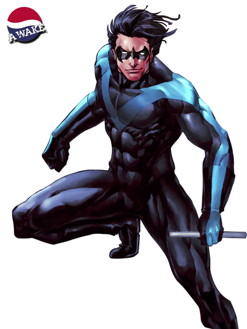 Download Nightwing PNG Photo.