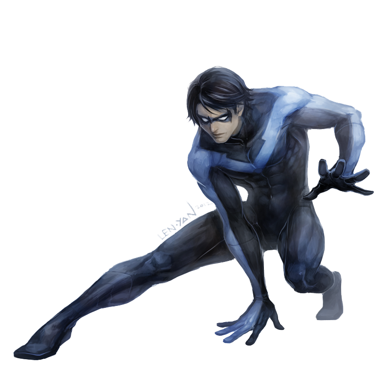 Download Free png Nightwing PNG Transparent.