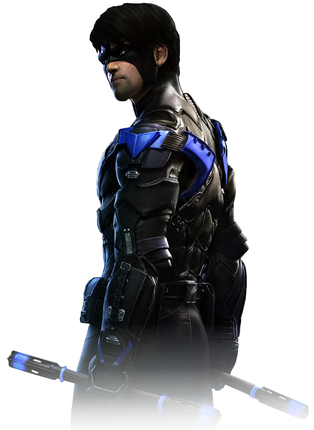 Nightwing PNG Transparent Images, Pictures, Photos.