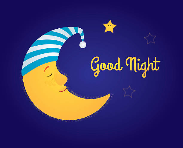 460 Good Night free clipart.