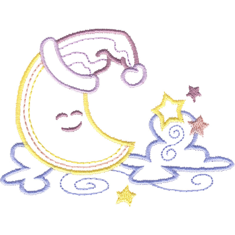 Nighty night clipart 7 » Clipart Station.