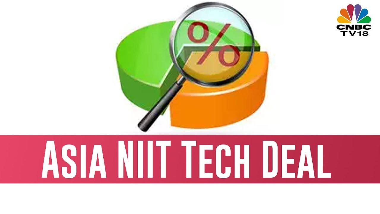 Baring PE Asia To Buy 30% Stake In NIIT Tech.