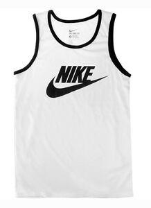 Details about Nike Men\'s ACE Logo Tank Top.
