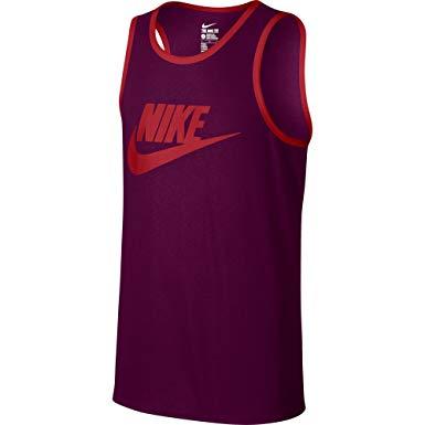 Nike Mens Ace Logo Tank Top (Small).