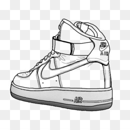 Nike Air Force PNG and Nike Air Force Transparent Clipart.
