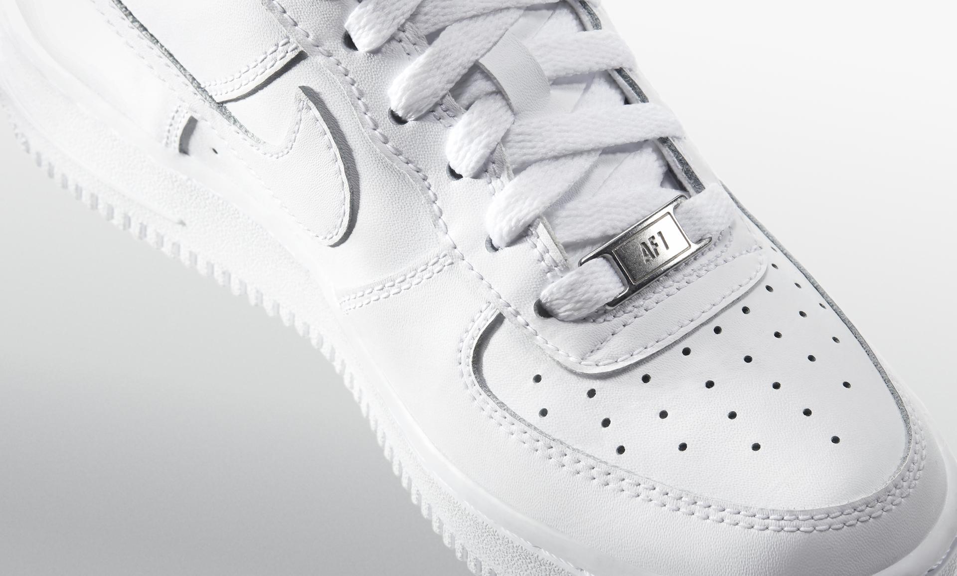 Nike Air Force 1 Big Kids' Shoe.