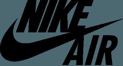 Nike Air Logo.