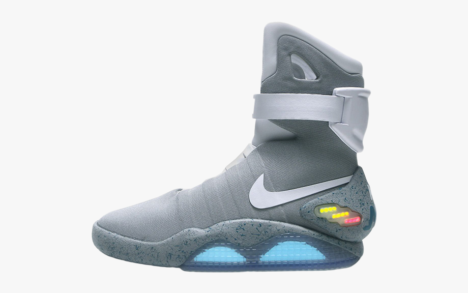 Nike Mag Marty Mcfly Back To The Future Shoe.