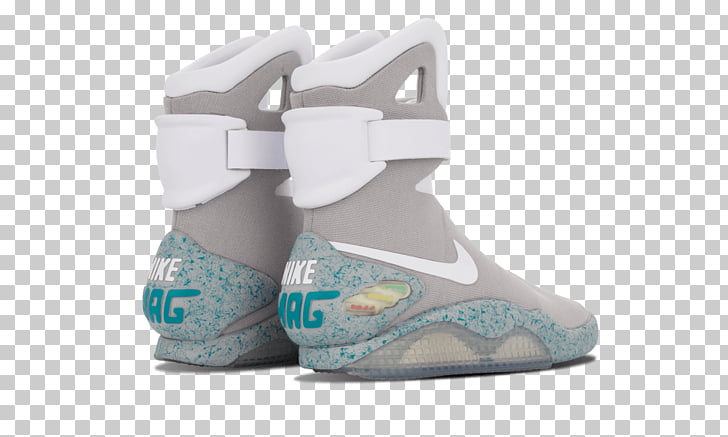 Nike Mag Marty McFly Shoe Nike Air Max, nike PNG clipart.