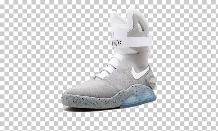 Sneakers Nike Mag Nike Air Max Shoe, nike mag PNG clipart.