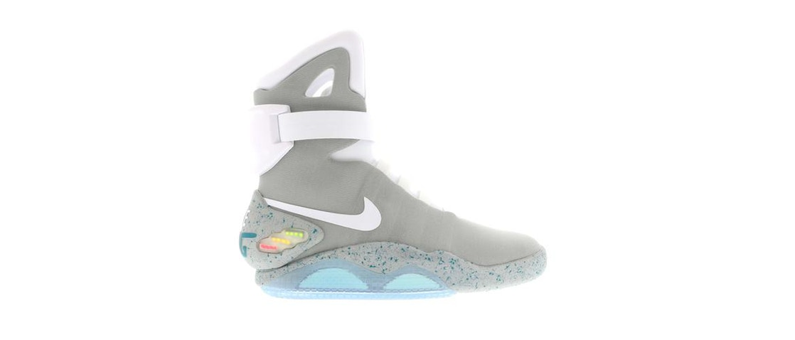 Nike MAG Back to the Future (2016).