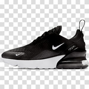 Nike Air Max 270 transparent background PNG cliparts free.