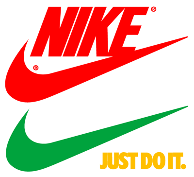 Nike Clip Arts.