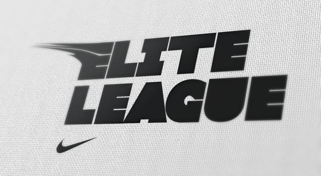 Nike elite Logos.