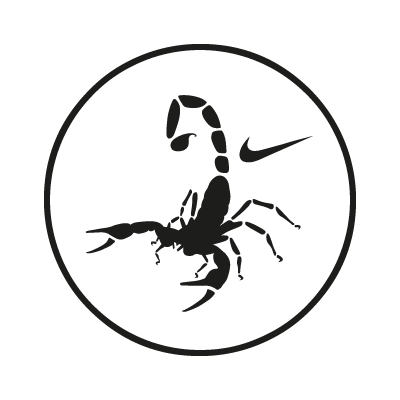 Nike Football vector logo.
