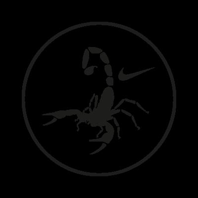 Nike Football vector logo.