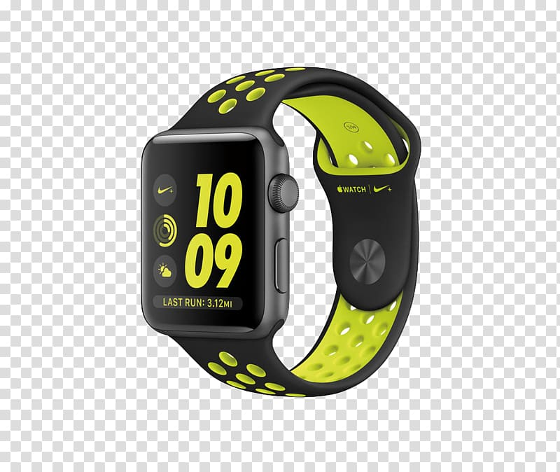 Apple Watch Series 2 Nike+ Nike+ FuelBand, nike transparent.