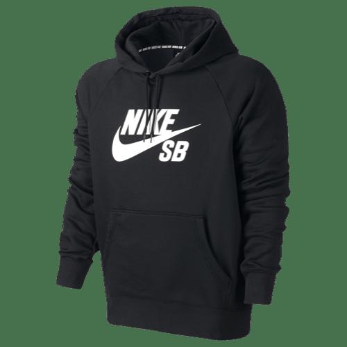 Nike SB Hoodie transparent PNG.