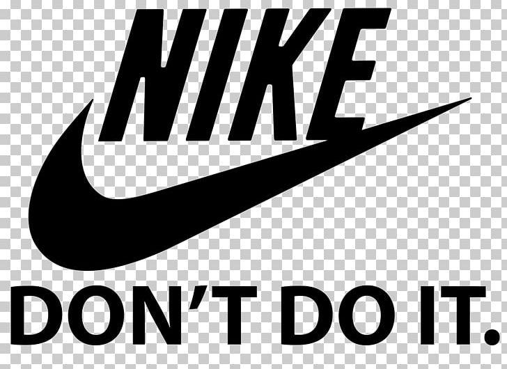 Just Do It Logo Nike Swoosh Brand PNG, Clipart, Advertising.
