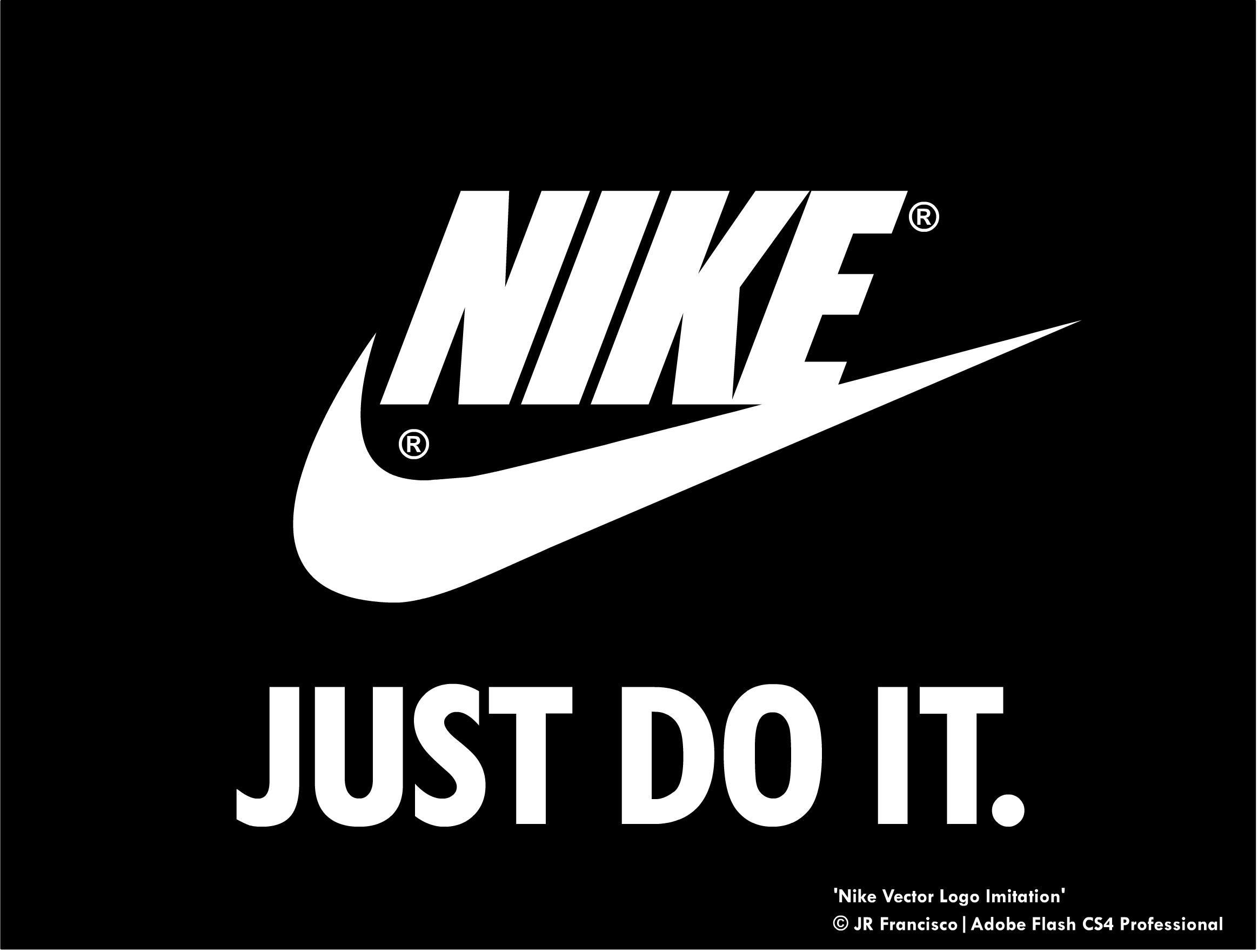 Nike Just Do It Logo Png Group (+), HD Png.