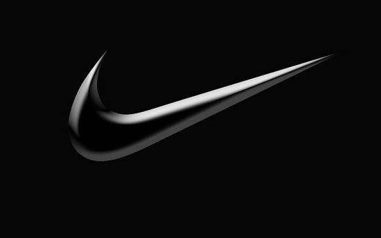 Nike Logo Black#Repin By:Pinterest++ for iPad#.