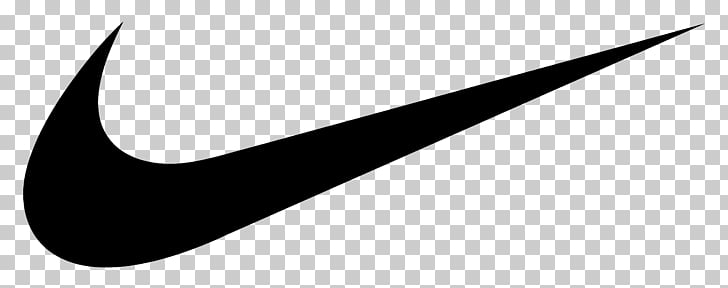 Logo Brand Black and white Font, Nike logo PNG clipart.