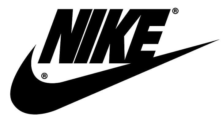 HD wallpaper: Logos, Nike, Famous Sports Brand, White.