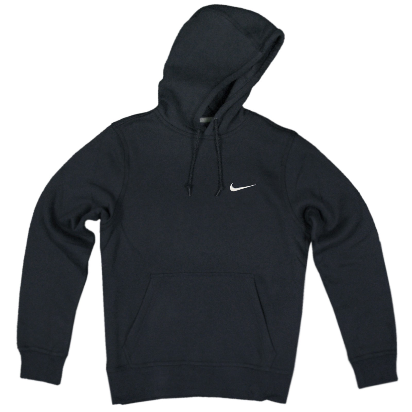 Détails sur Nike Logo swoosh Hoodie polaire capuche sweater Hoody  sweatshirt sweatjacke Bleu.