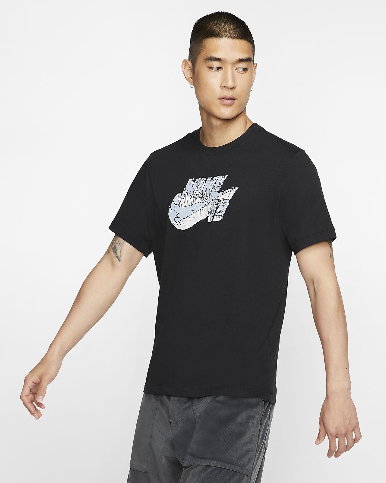 Nike SB Men\'s Logo Skate T.
