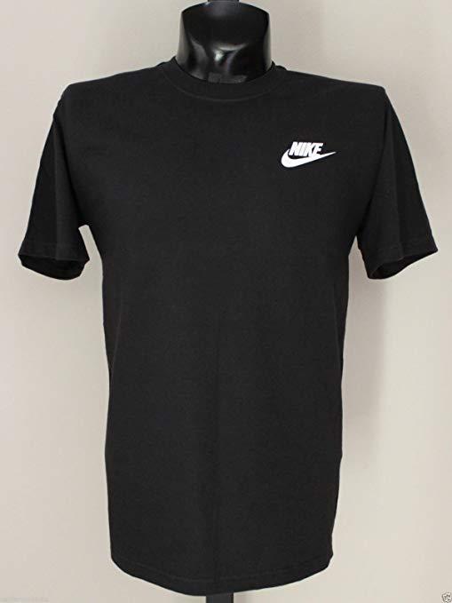Amazon.com : Nike Left Chest Futura Logo T.
