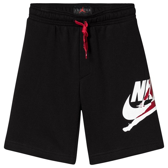 Jumpman x Nike Logo Shorts Black.