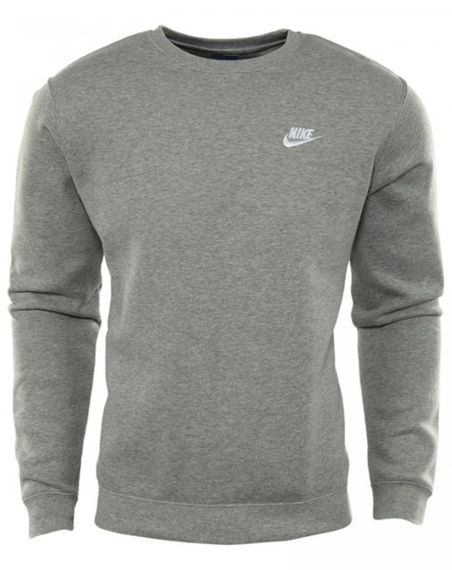 Nike Nsw Club Fleece Crew Mens 804340.