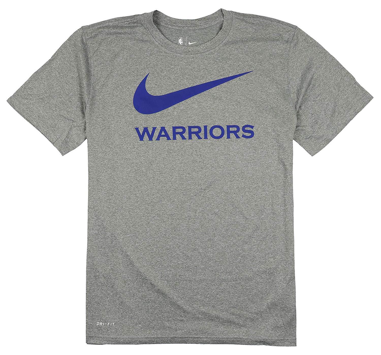Amazon.com: Nike Men\'s Golden State Warriors Swoosh Logo T.