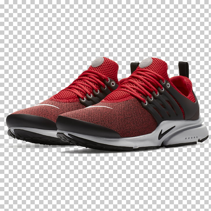 Air Presto Nike Air Max Sneakers Red, nike PNG clipart.