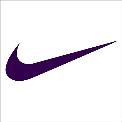 Amazon.com: Nike Swoosh Logo Vinyl Sticker Decal.
