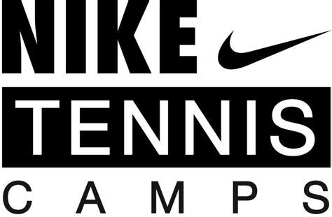 Nike tennis Logos.