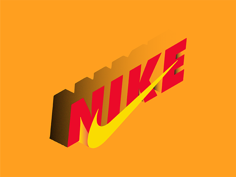 Nike Logo by Dmitry Volod on Dribbble.