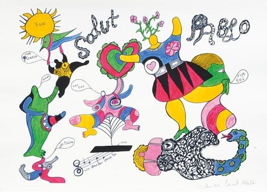 1000+ images about Niki de Saint Phalle on Pinterest.