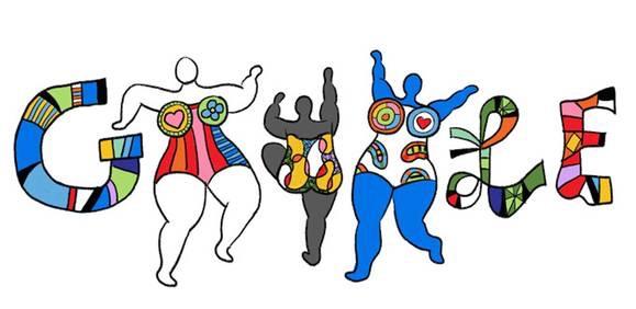 NANA POWER: The Extraordinary Art of Niki de Saint Phalle.