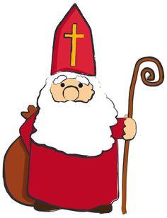 Sankt Nikolaus Am 6. Dezember feiert man den heiligen Nikolaus.